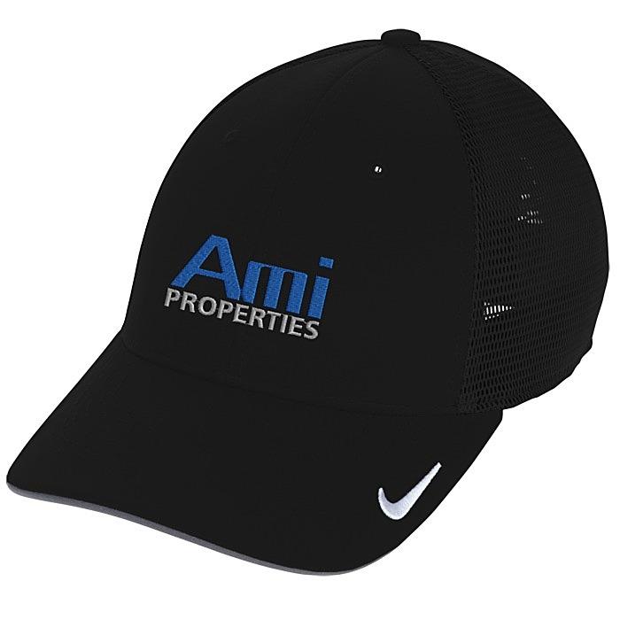 d07146e976f 4imprint.com  Nike Dri-FIT Mesh Back Cap - 24 hr 150396-24HR