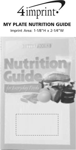 Imprint Area of Better Book - Everyday Nutrition Guide
