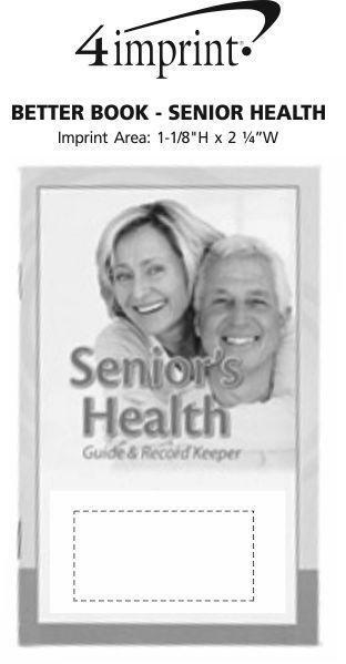 Imprint Area of Better Book - Senior Health