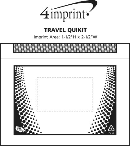 Imprint Area of Travel Quikit