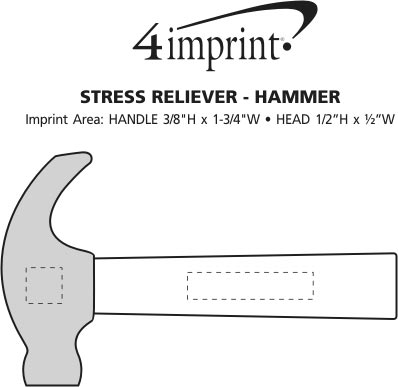 Imprint Area of Stress Reliever - Hammer