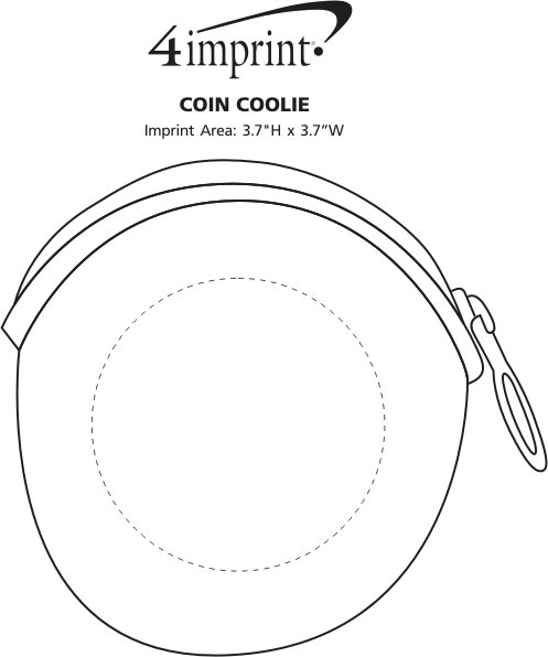 Imprint Area of Coin Coolie