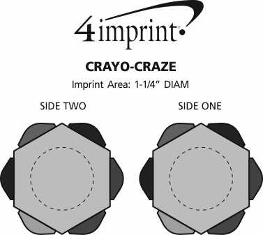Imprint Area of Crayo-Craze