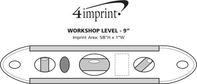 """Imprint Area of Workshop Level - 9"""""""