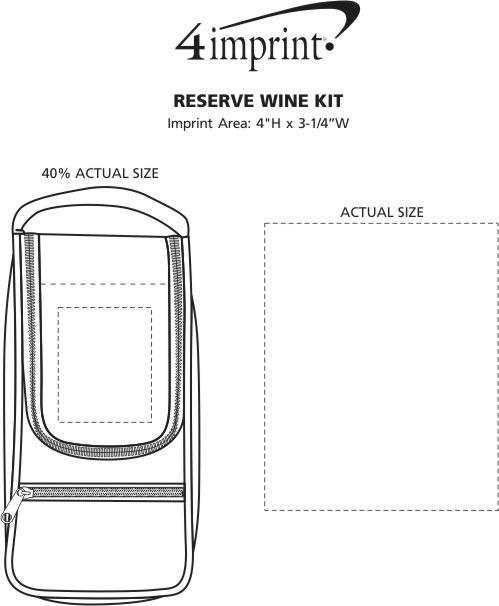 Imprint Area of Reserve Wine Kit