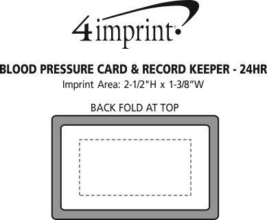 Imprint Area of Blood Pressure Key Points - 24 hr