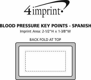 Imprint Area of Blood Pressure Key Points - Spanish