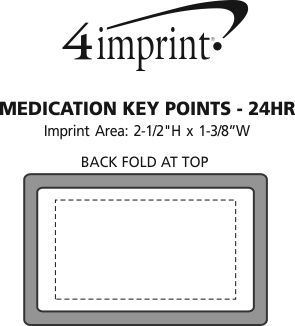 Imprint Area of Medication Key Points - 24 hr