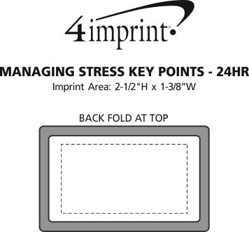 Imprint Area of Managing Stress Key Points - 24 hr