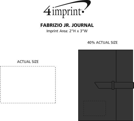 Imprint Area of Fabrizio Jr. Journal