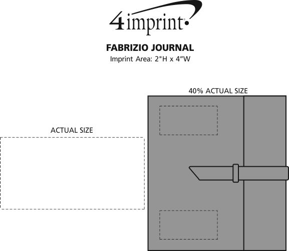 Imprint Area of Fabrizio Journal