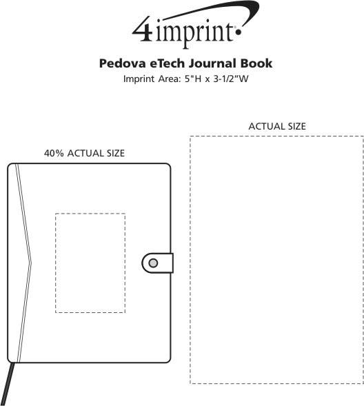 Imprint Area of Pedova eTech Journal Book