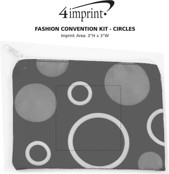 Imprint Area of Fashion Convention Kit - Circles