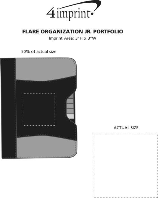 Imprint Area of Flare Organization Jr. Portfolio