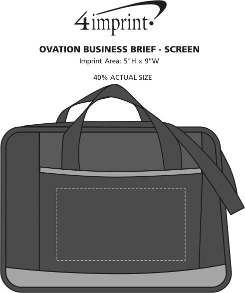 Imprint Area of Ovation Business Brief - Screen