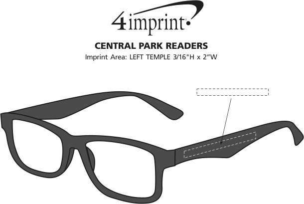 Imprint Area of Central Park Readers