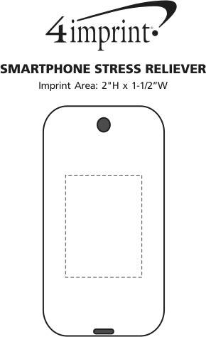 Imprint Area of Smartphone Stress Reliever
