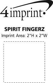 Imprint Area of Spirit Fingerz
