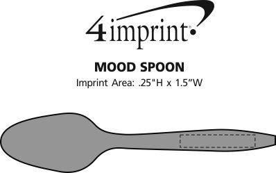 Imprint Area of Mood Spoon