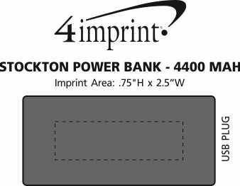 Imprint Area of Stockton Power Bank