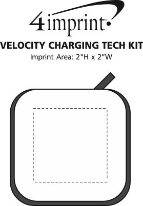 Imprint Area of Velocity Charging Tech Kit