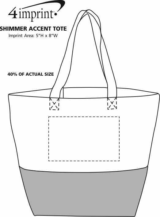 "Imprint Area of elleven 13"" Modular Zippered Padfolio"