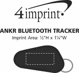 Imprint Area of ANKR Bluetooth Tracker