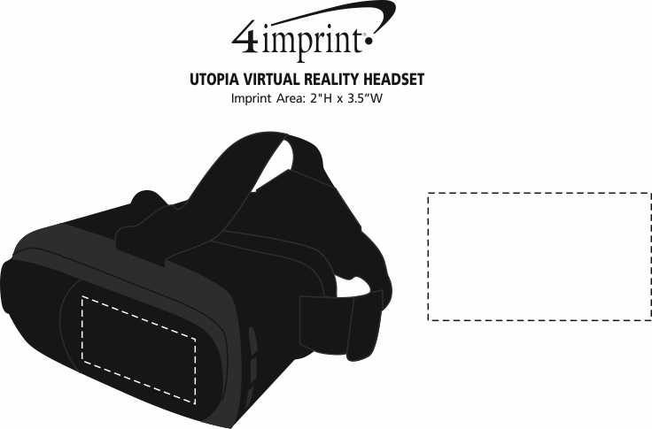 Imprint Area of Utopia Virtual Reality Headset