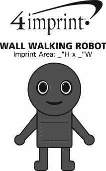 Imprint Area of Wall Walking Robot