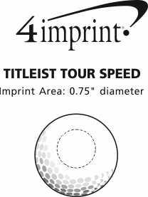 Imprint Area of Titleist Tour Speed