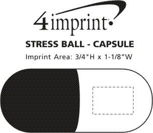 Imprint Area of Capsule Stress Reliever