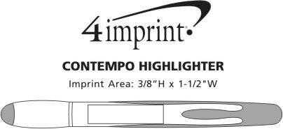 Imprint Area of Contempo Highlighter
