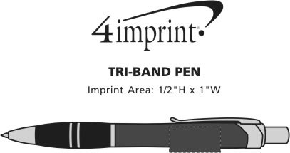 Imprint Area of Tri-Band Pen