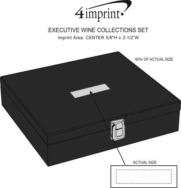 Imprint Area of Executive Wine Collections Set