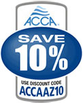 Save 10% with code ACCAAZ10