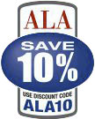 Save 10% with code ALA10