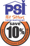 Save 10% with code Petsit10