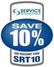 Save 10% with code SRT10