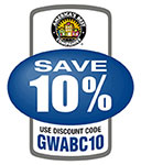 Save 10% with code GWABC10