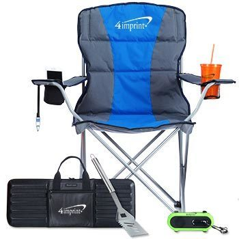 4imprint chair and grilling products