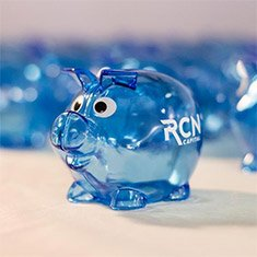 Customer photo of the Lil Piggy Bank
