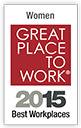 Great Place to work for women 2015