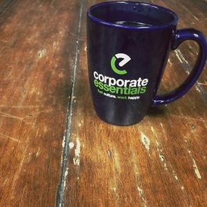 Customer photo from Suzana of our Challenger Coffee Mug - Color - 11 oz.