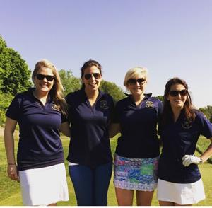 Customer photo from Shannon of our Silk Touch Performance Sport Polo - Ladies'