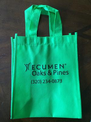 Customer photo from Hope of our Book Tote
