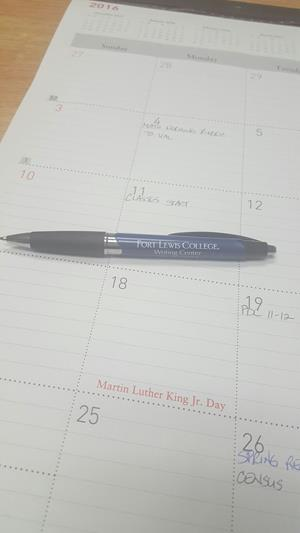 Customer photo from Lindsay of our Cubano Pen - Opaque