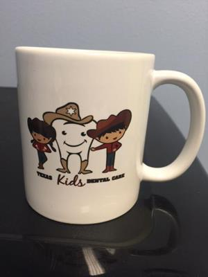 Customer photo from Samantha of our White Mug - 11 oz. - Full Color