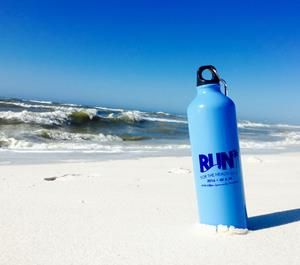 Customer photo from Misty of our Pacific Aluminum Sport Bottle - 26 oz. - 24 hr