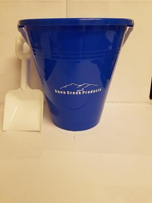 Customer photo from Michelle of our Sand Pail & Shovel - 9""