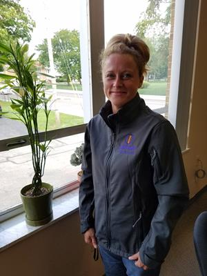 Customer photo from Jeff of our Eddie Bauer Soft Shell Jacket - Ladies'